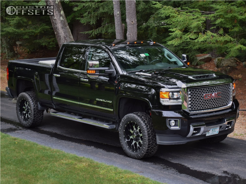 2017 gmc sierra 2500 hd mayhem warrior readylift stock. Black Bedroom Furniture Sets. Home Design Ideas