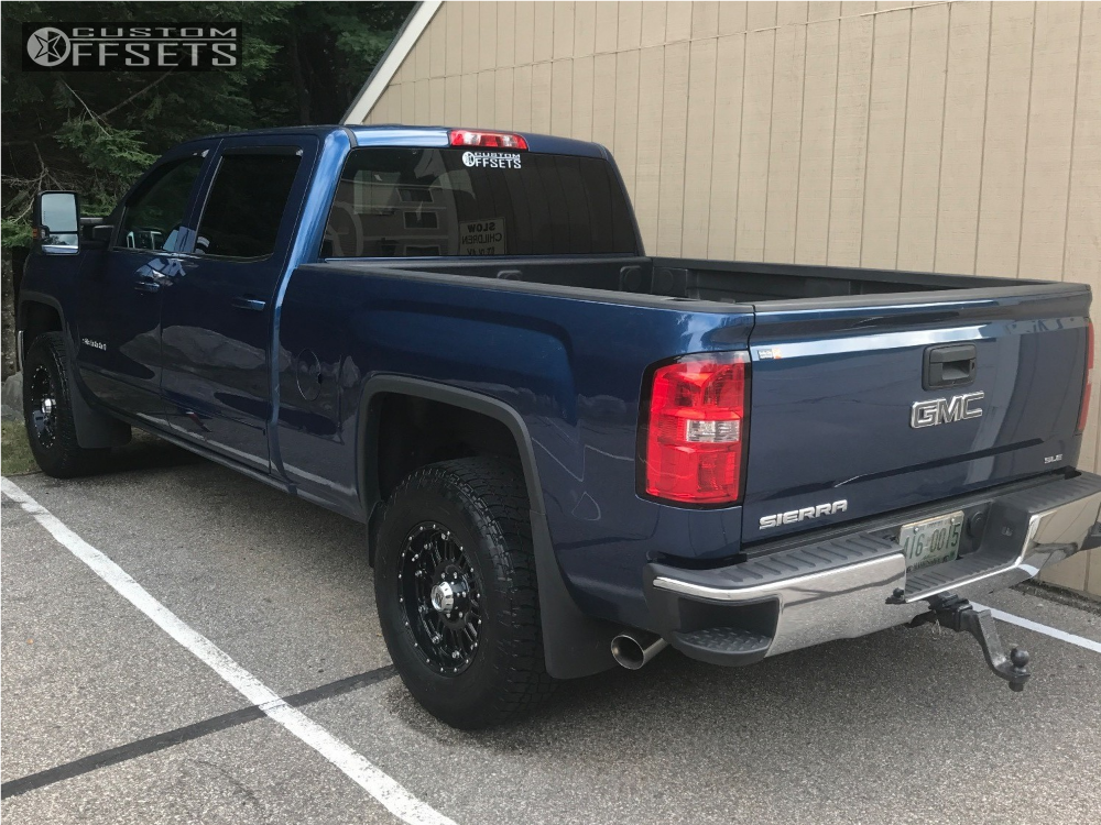 2015 Gmc Sierra 1500 Xd Xd795 Rough Country Leveling Kit