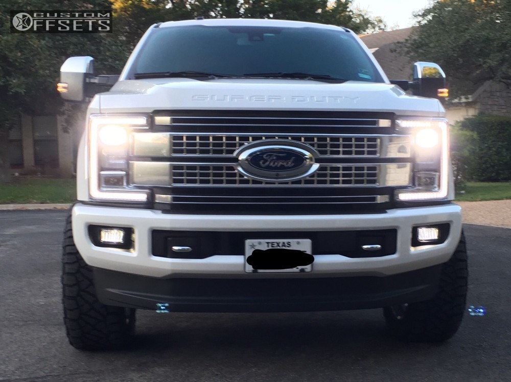 2017 Ford F 250 Super Duty American Force Shield Ss