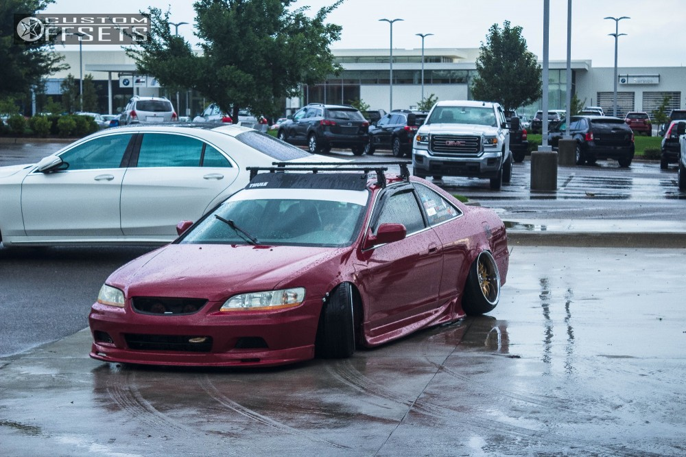 Yonaka Coilovers Accord