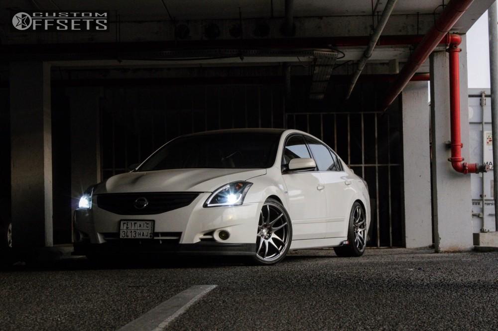 2012 Nissan Altima Esr Sr08 K Sport Coilovers