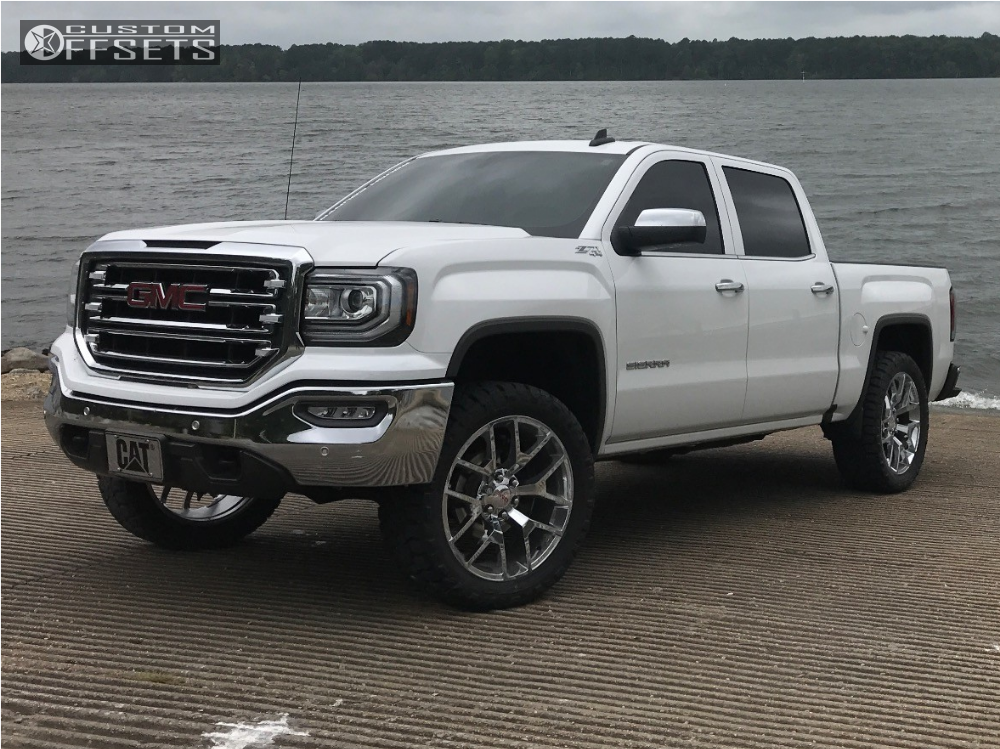 2017 Gmc Sierra 1500 Oe Performance 150 Rough Country ...