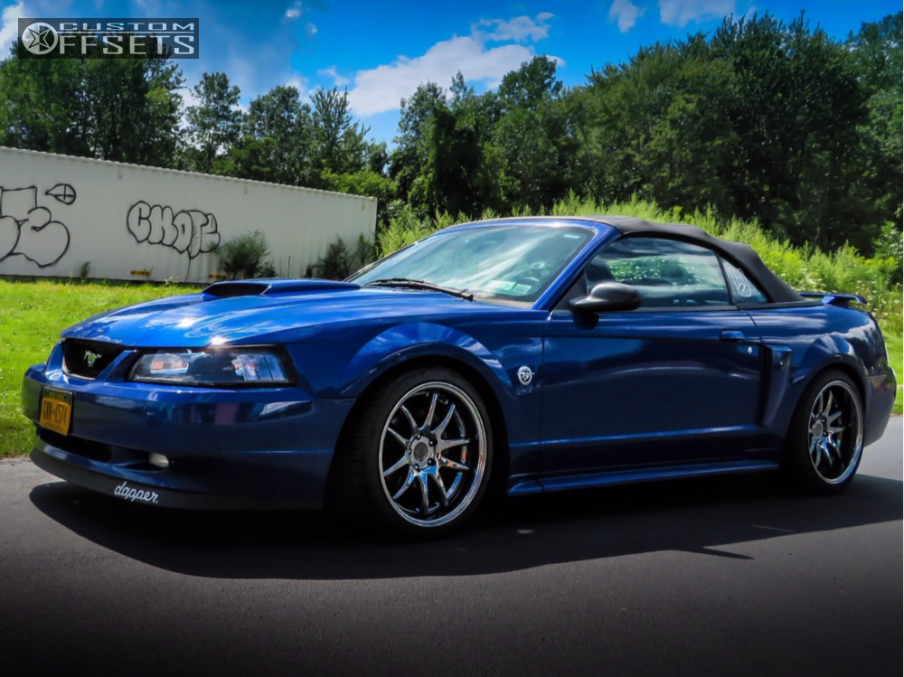 2004 Ford Mustang Aodhan Ds 02 Bc Racing Coilovers
