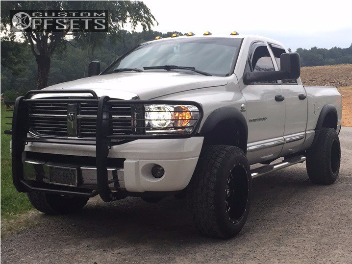 Buy Tires Online >> 2006 Dodge Ram 3500 Fuel Throttle Rough Country Leveling ...