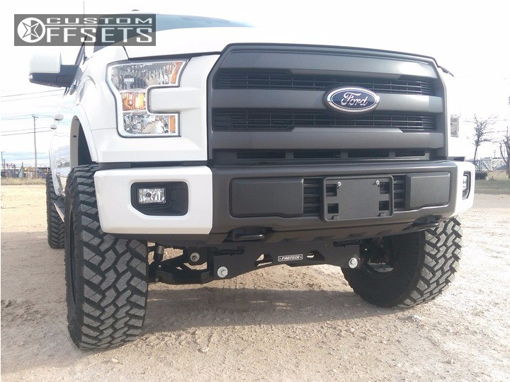 2015 Ford F 150 Pro Comp Series 36 Fabtech Suspension Lift