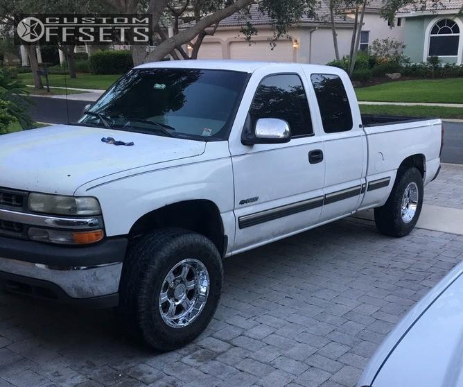 2000 Chevrolet Silverado 1500 >> 2000 Chevrolet Silverado 1500 Pro Comp Series 89 Rough ...