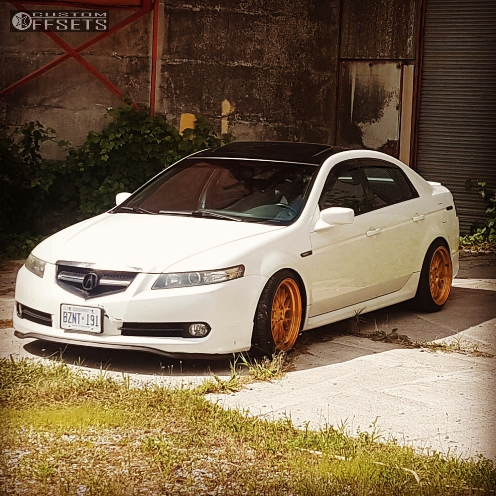 Acura Tl Fr F Tein Coilovers - Acura mdx coilovers