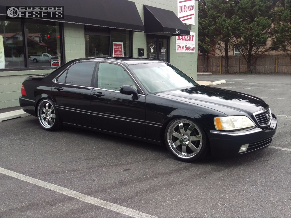 Acura Rl Asanti Af Unknown Coilovers - Acura rl coilovers
