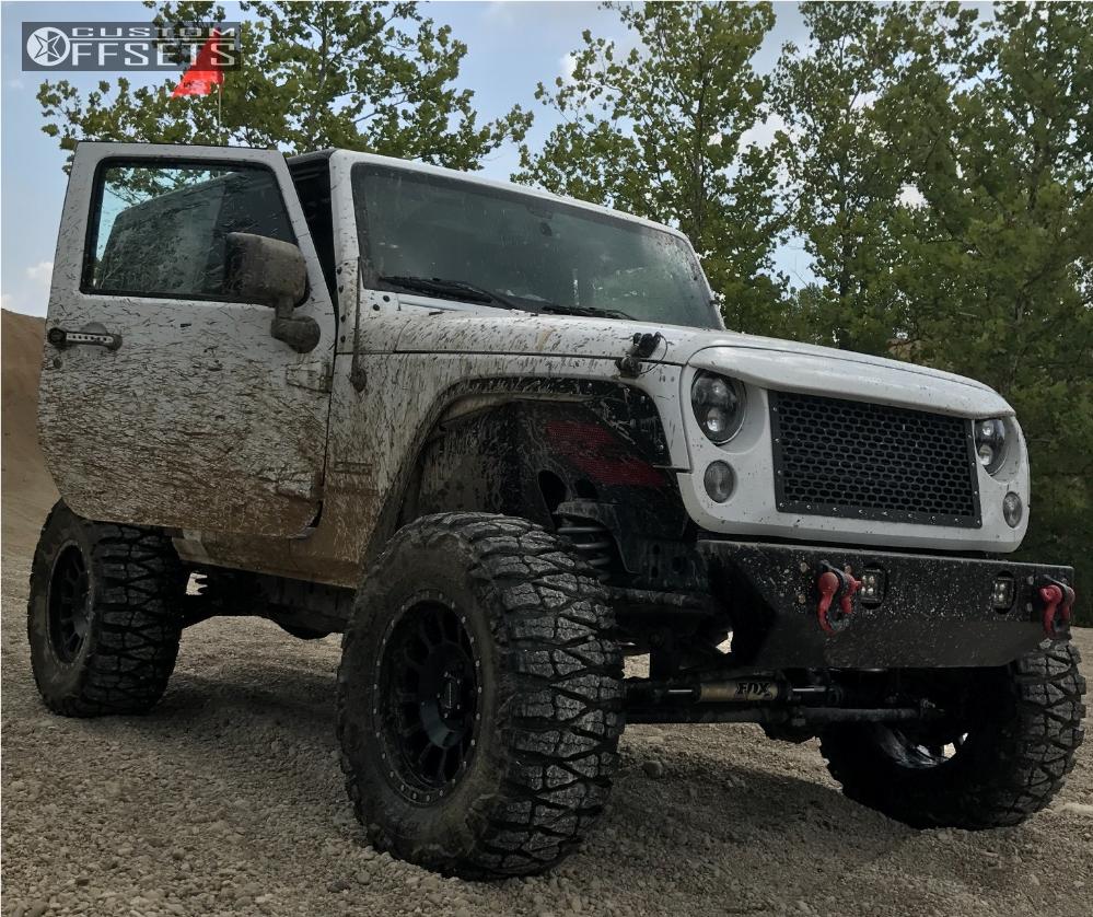 100 Jeep Wrangler Bandit Head Of Design Mark