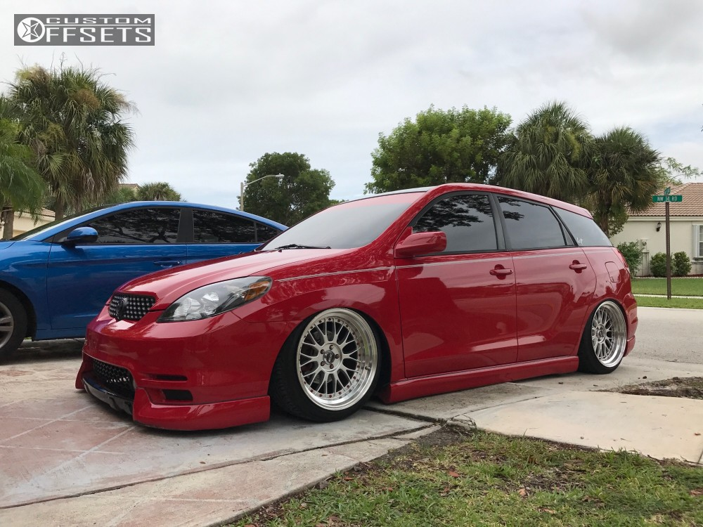 2003 toyota matrix xxr 521 air lift performance air suspension. Black Bedroom Furniture Sets. Home Design Ideas