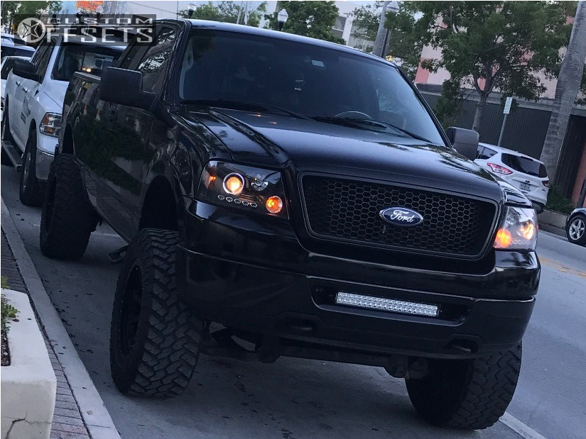 2006 Ford F 150 Black Rhino Mint Pro Comp Suspension Lift 6in