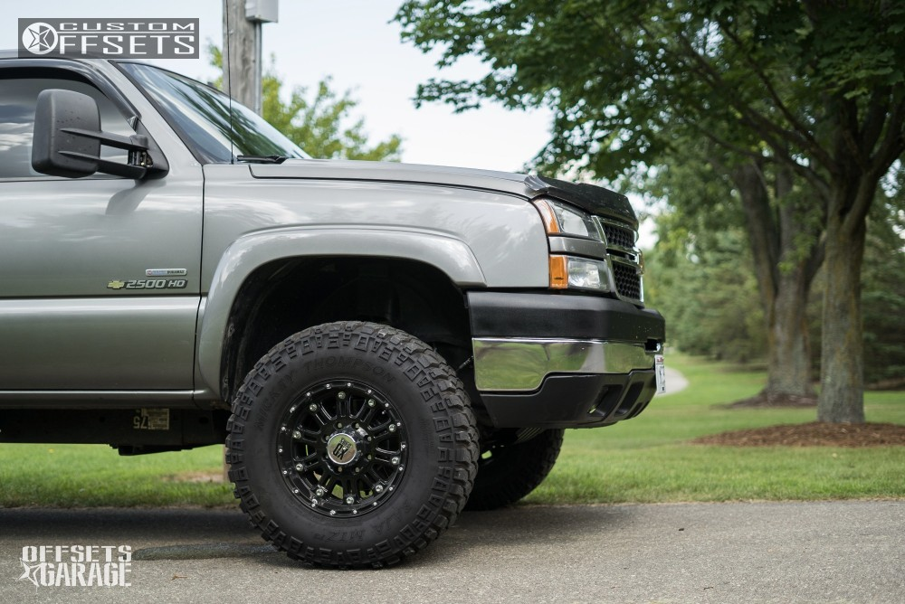 2006 Chevrolet Silverado 2500 Hd Xd Hoss Zone Suspension ...