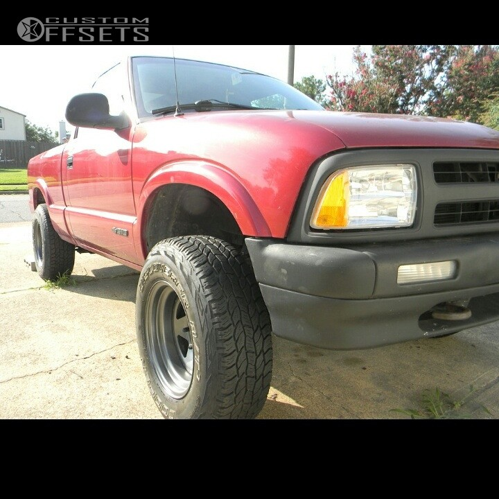 1996 Chevrolet S10 Usa 304 Wnp Suspension Lift 3in | Custom
