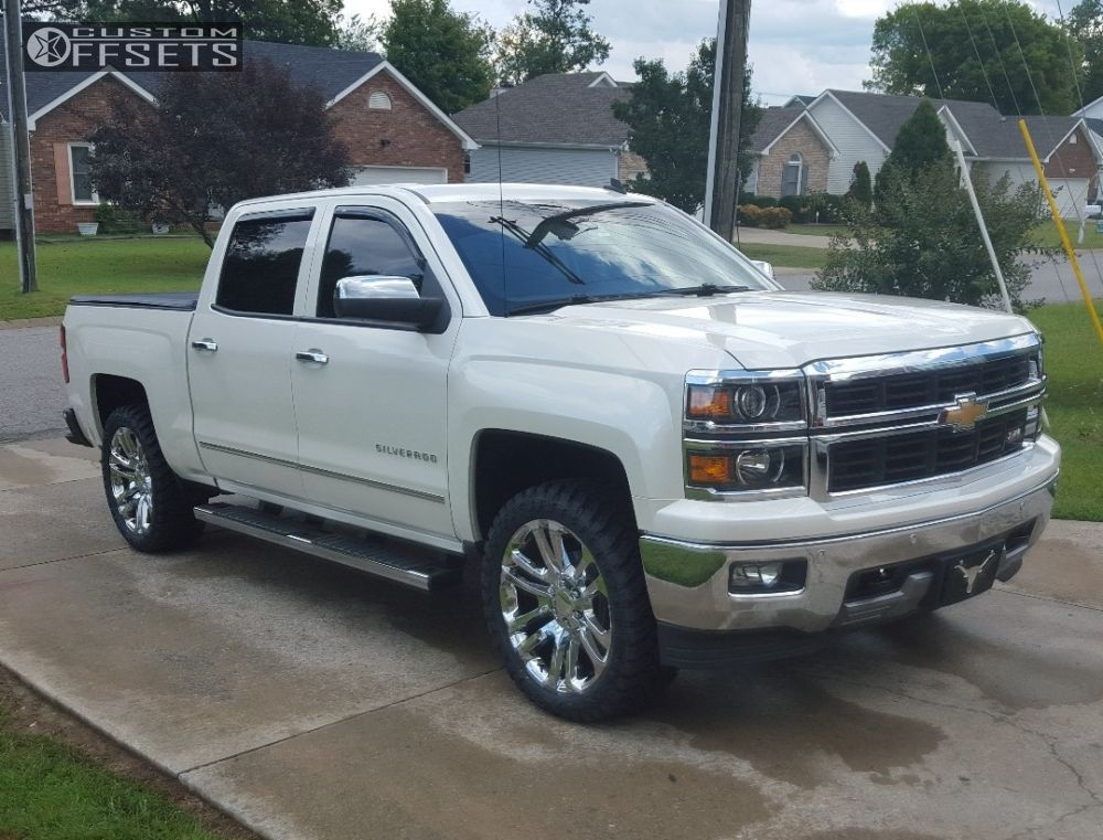 StainlessWorks silveradosierra304sshdr1113 additionally Pics Nnbs 4 6 Drop Please 475453 further 2007 Gmc Yukon Denali Interior E96ce71688b67c0a also 331183435349 furthermore 1607 Djm 46 Lowering On A 2010 Gmc Sierra. on 2009 gmc sierra on 24 s