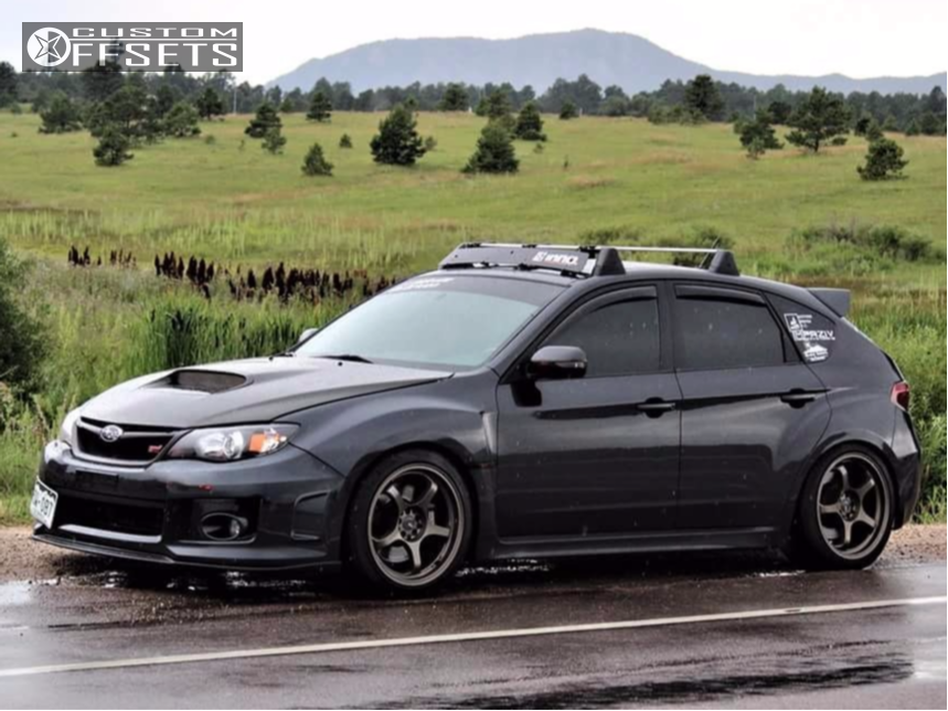 2011 subaru wrx coilovers