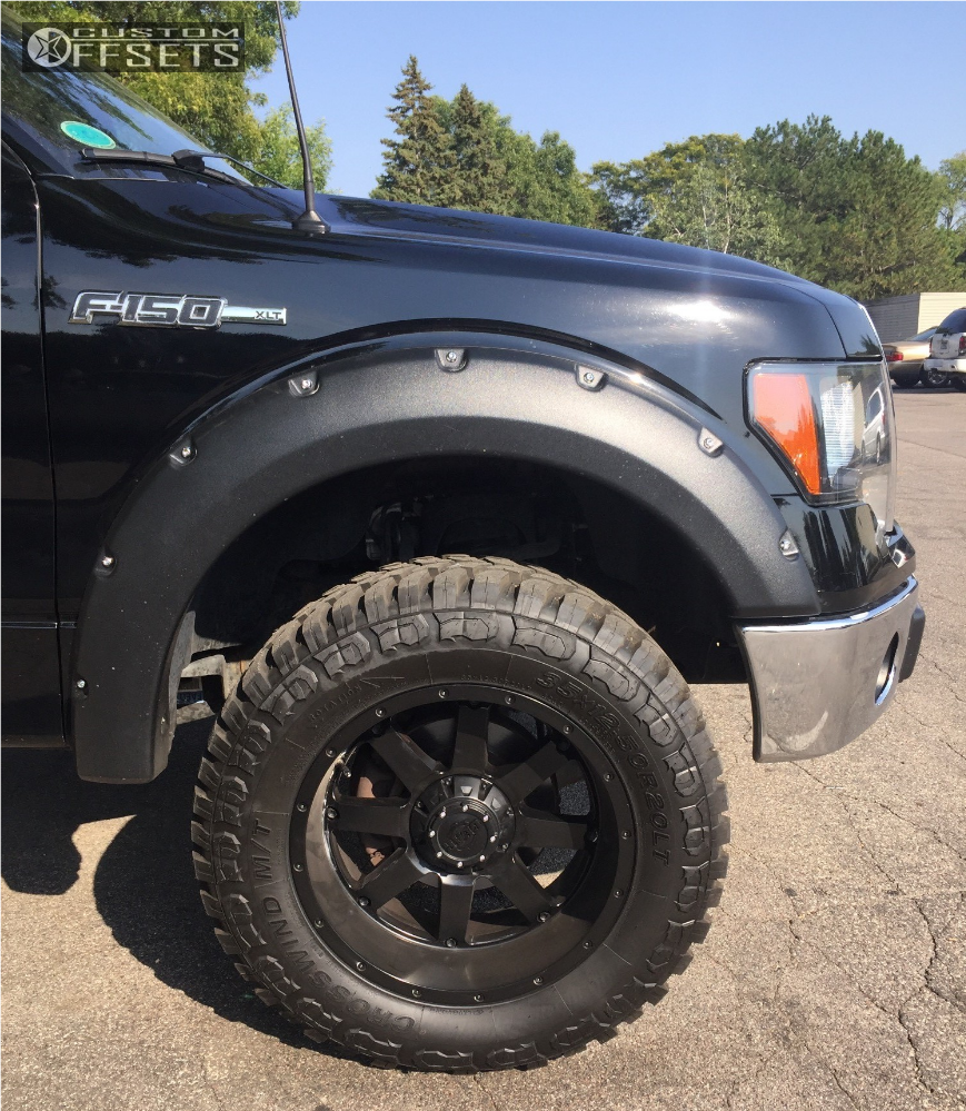 2009 Dodge Ram 2500 Gear Alloy Big Block Supreme: 2009 Ford F 150 Gear Alloy Big Block Dt Profab Leveling Kit