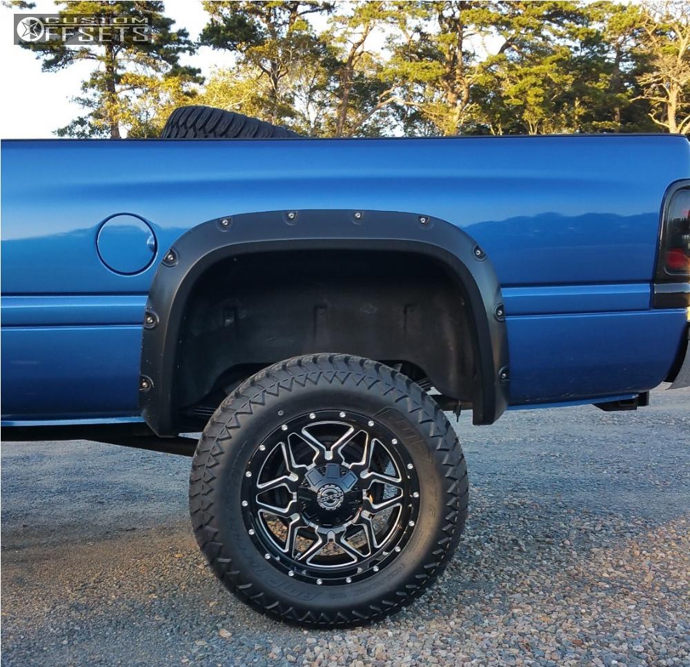 1997 Dodge Ram 2500 Scorpion Sc16 Top Gun Customz