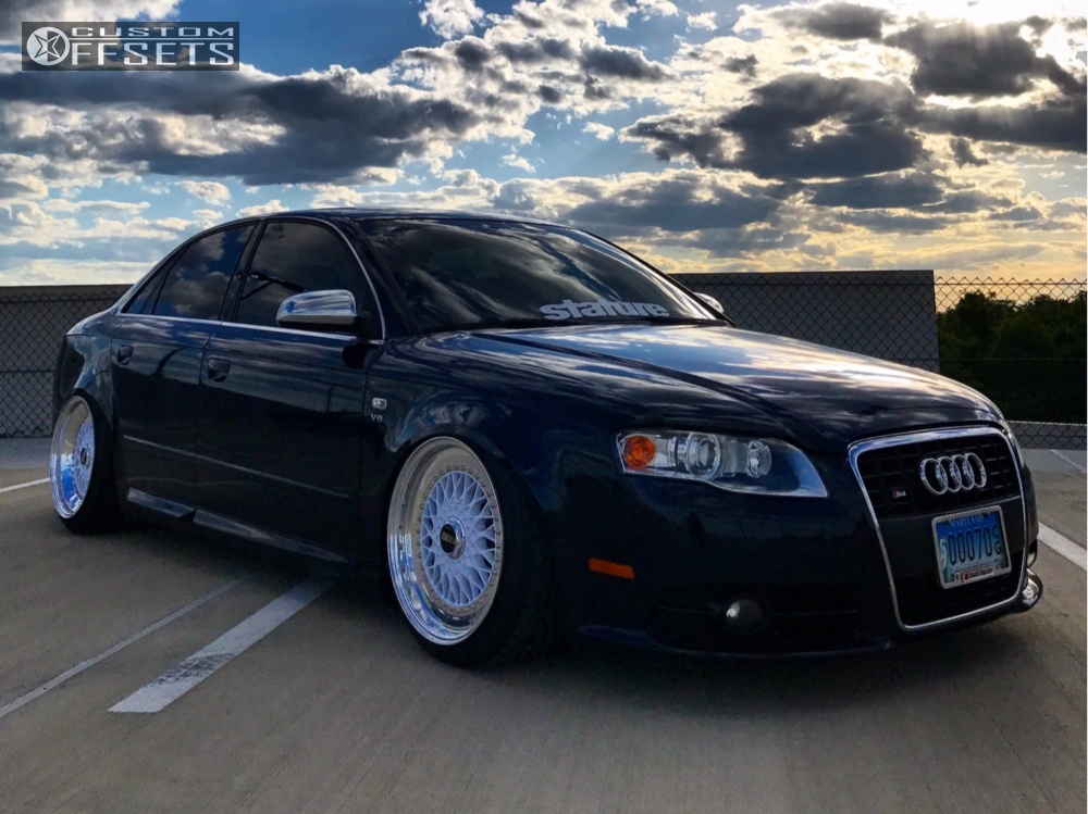 2006 audi s4 bbs rs air lift performance bagged. Black Bedroom Furniture Sets. Home Design Ideas