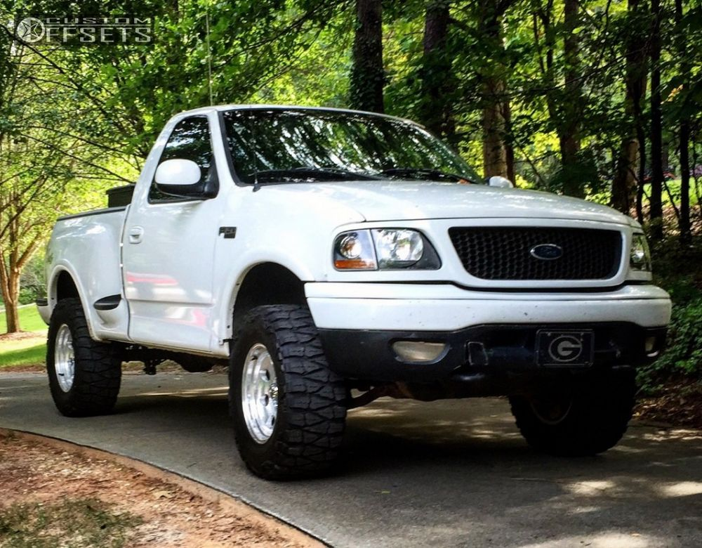 Ford F Pacer Lt Rough Country Leveling Kit - 2002 f150
