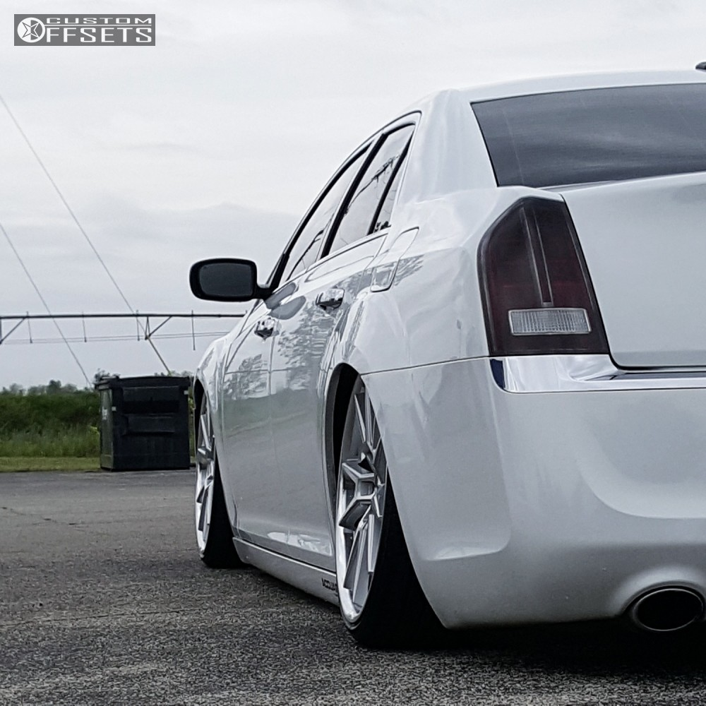 2013 Chrysler 300 Shift Carrera Accuair Air Suspension