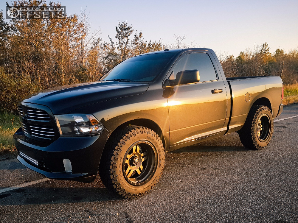 1 2016 1500 Ram Stock Stock Fuel Anza Gold