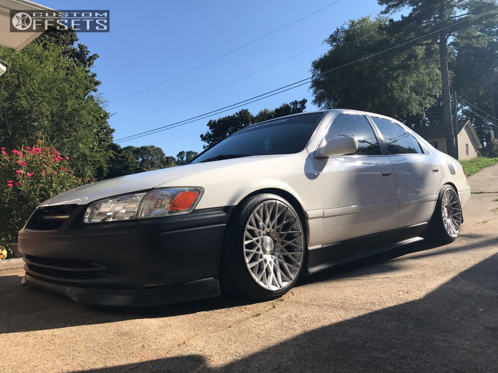 Toyota Camry Niche Citrine D Racing Coilovers - 2001 camry