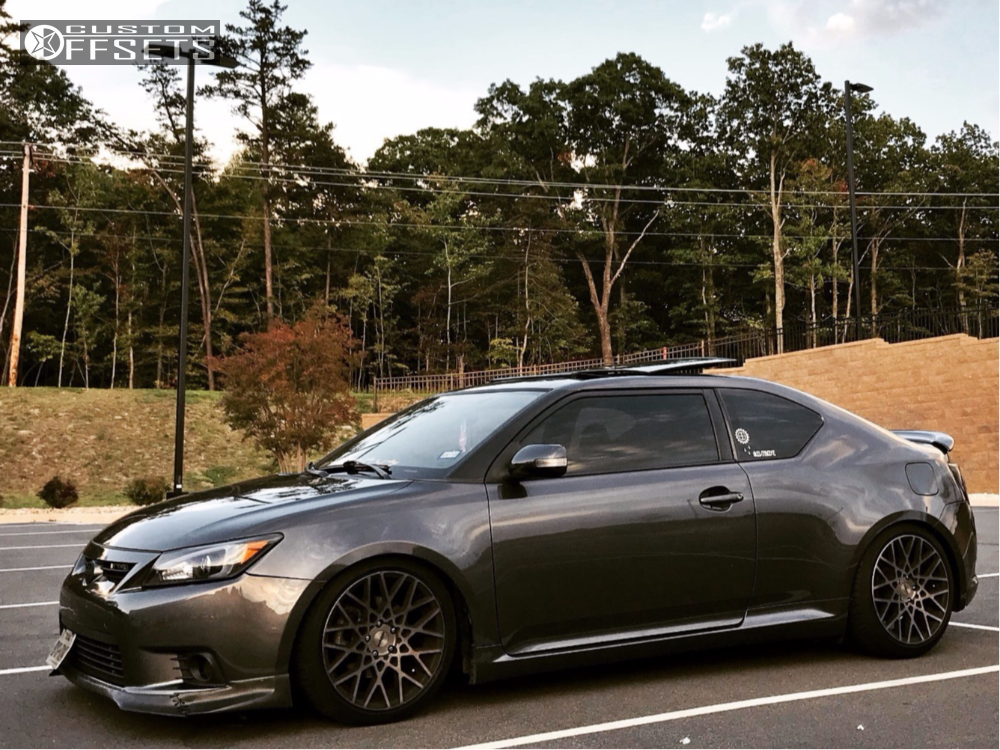 How Much Is A Scion Tc >> 2013 Scion Tc Rotiform Blq Bc Racing Coilovers