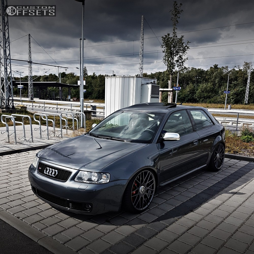 2002 audi s3 rotiform rse kw suspension coilovers. Black Bedroom Furniture Sets. Home Design Ideas