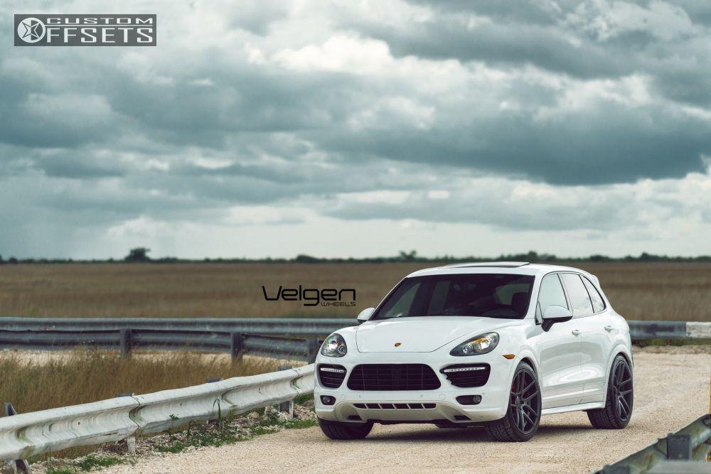 Wonderlijk 2015 Porsche Cayenne Velgen Vmb5 Oem Stock | Custom Offsets DD-81