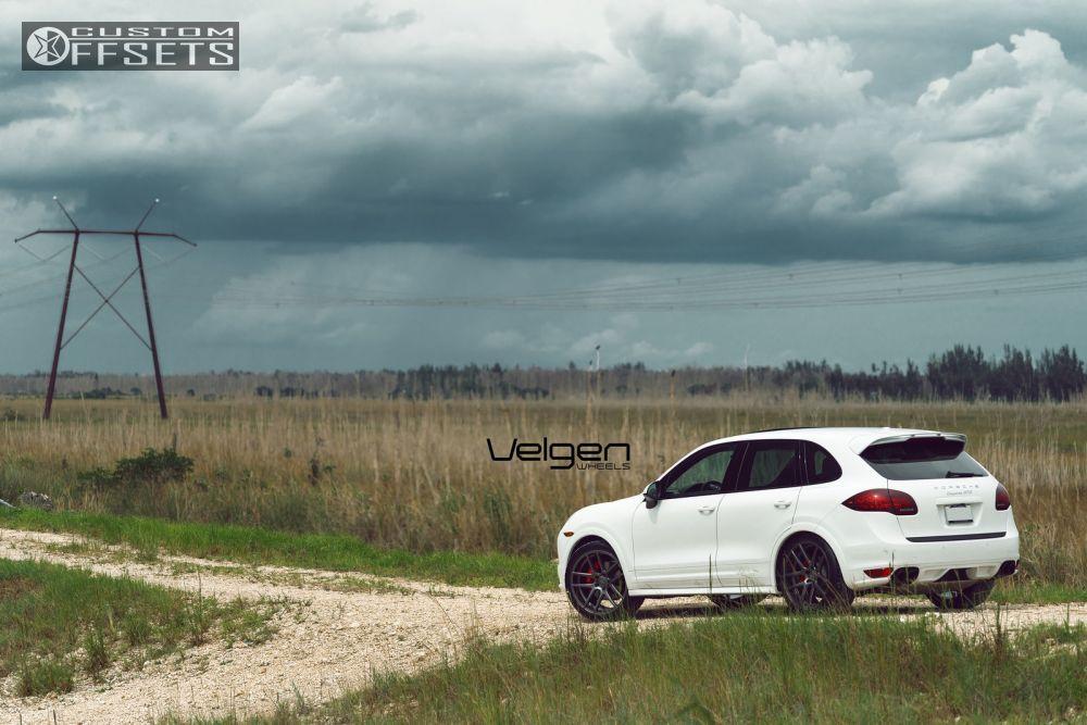 Wonderbaarlijk 2015 Porsche Cayenne Velgen Vmb5 Oem Stock | Custom Offsets LQ-18