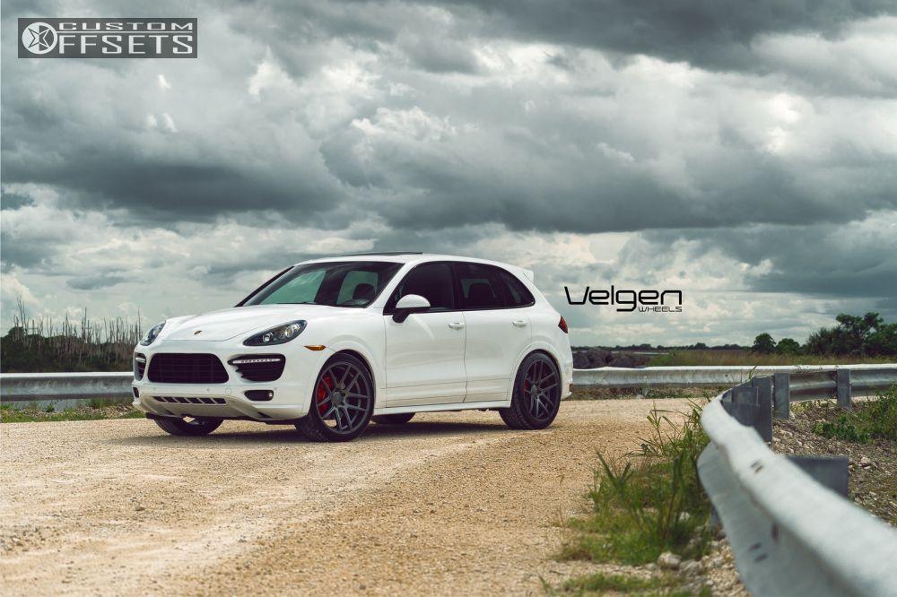 Ongebruikt 2015 Porsche Cayenne Velgen Vmb5 Oem Stock | Custom Offsets VI-28