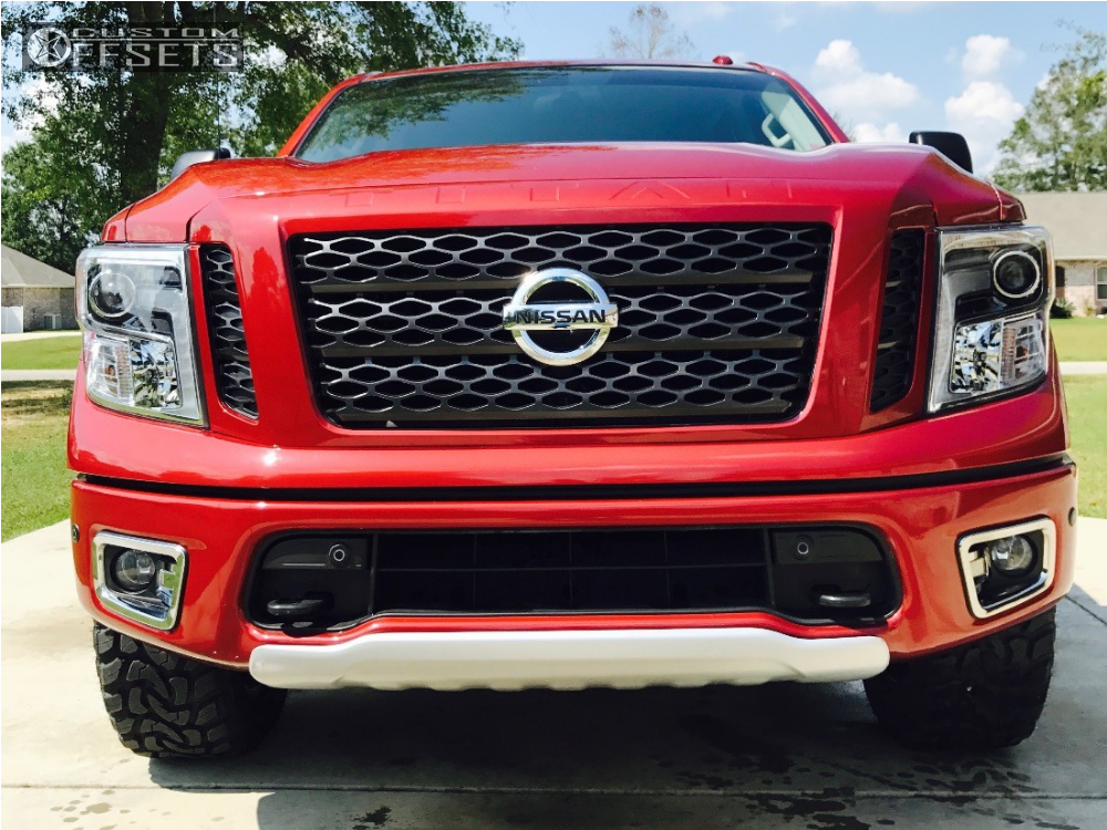 2017 nissan titan xd buck summit leveling kit. Black Bedroom Furniture Sets. Home Design Ideas