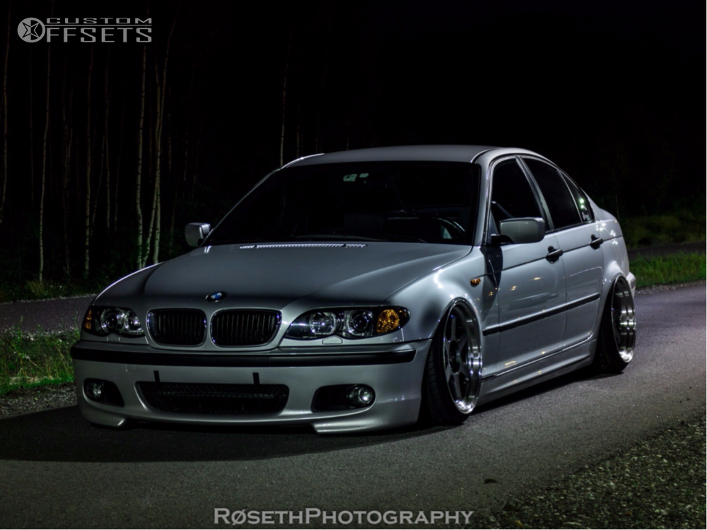 2004 Bmw 3 Series Japan Racing Jr12 Ta Technix Air Suspension