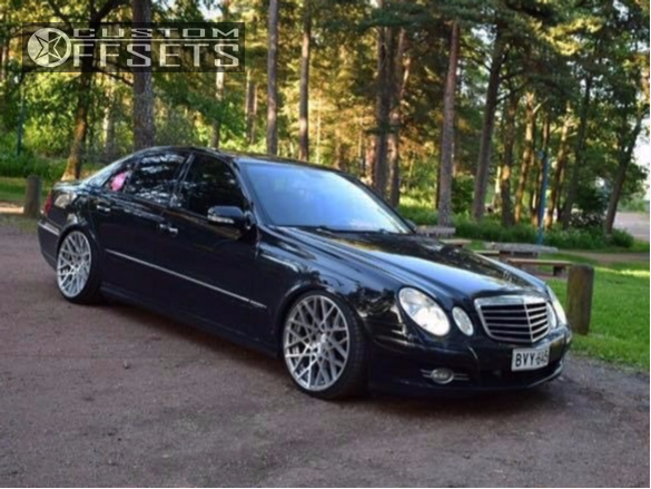 2007 mercedes benz e350 rotiform blq bc racing coilovers. Black Bedroom Furniture Sets. Home Design Ideas