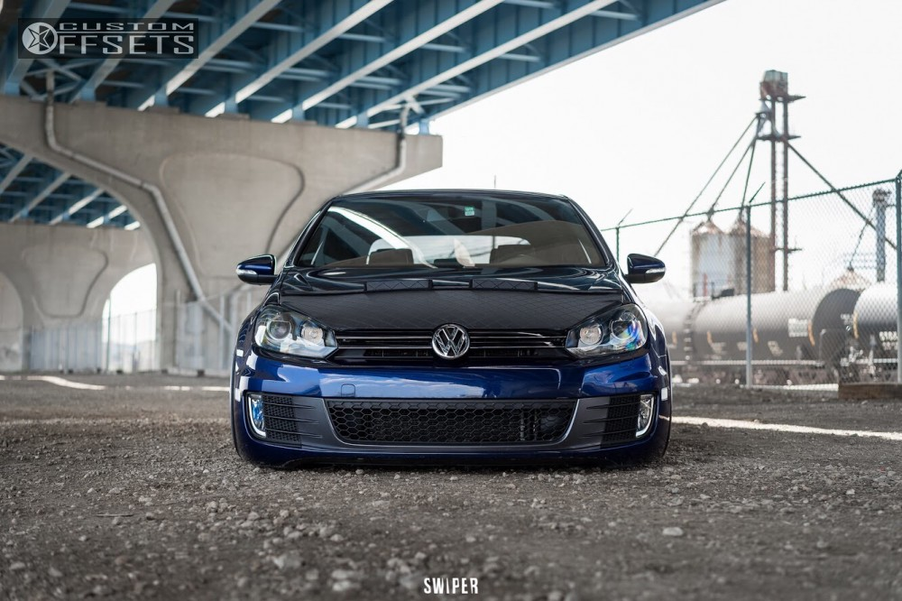 2011 volkswagen gti rotiform kps air lift performance air. Black Bedroom Furniture Sets. Home Design Ideas