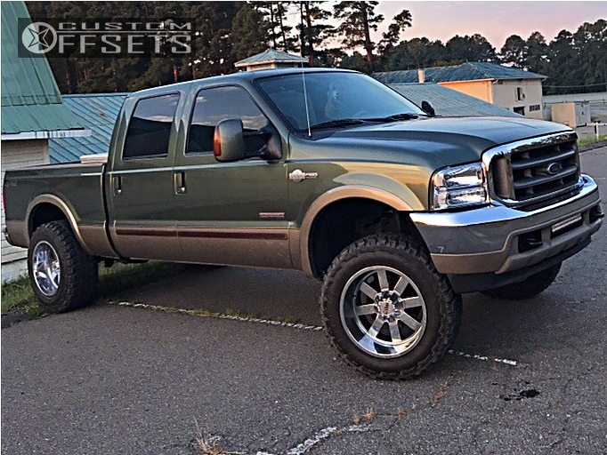 ford   super duty moto metal mo zone leveling kit custom offsets