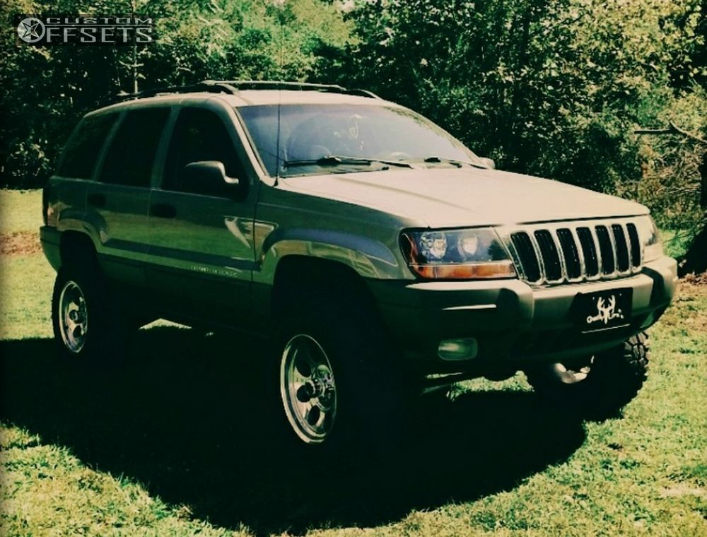 2000 jeep grand cherokee mickey thompson classic iii zone for Interieur jeep grand cherokee 2000
