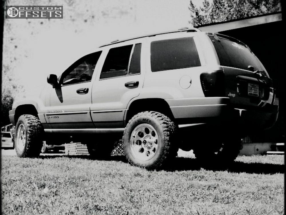 2000 jeep grand cherokee mickey thompson classic iii zone suspension lift 4in. Black Bedroom Furniture Sets. Home Design Ideas