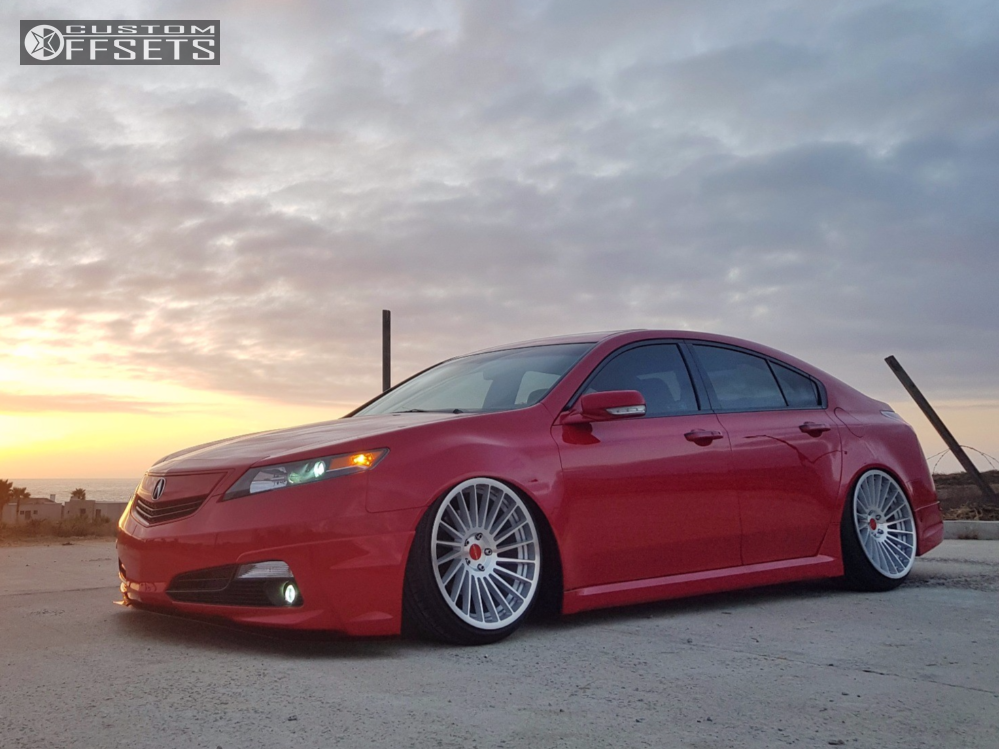 2010 acura tl rotiform ind t air lift performance air. Black Bedroom Furniture Sets. Home Design Ideas