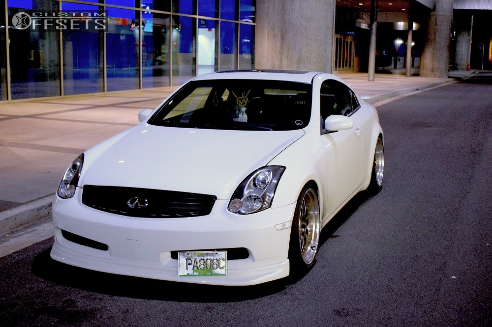 2004 infiniti g35 esr sr01 top speed pro coilovers. Black Bedroom Furniture Sets. Home Design Ideas