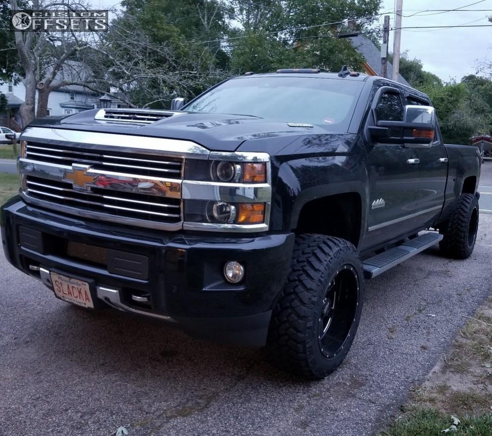 Wheels For Silverado 2500 | Autos Post