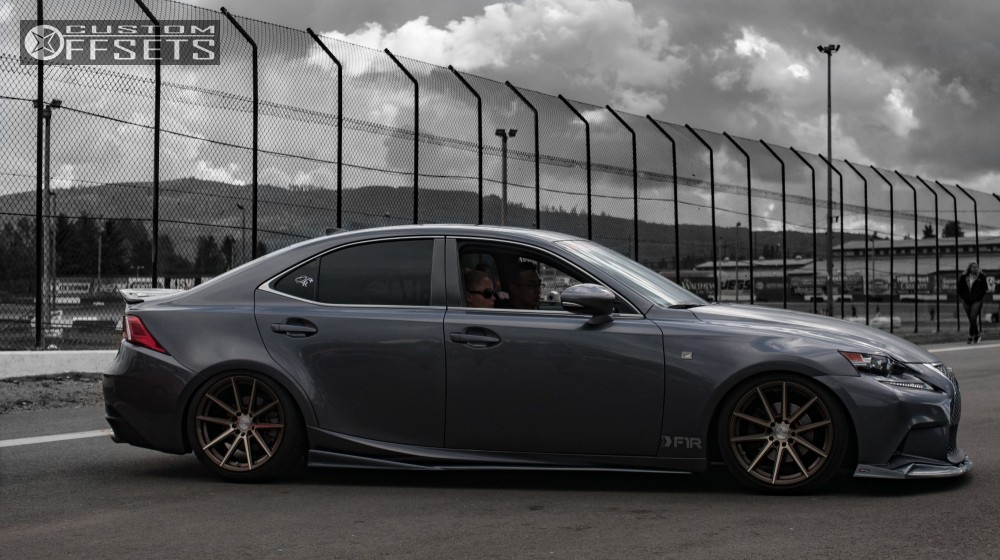 2015 lexus is250 f1r f27 megan racing coilovers. Black Bedroom Furniture Sets. Home Design Ideas
