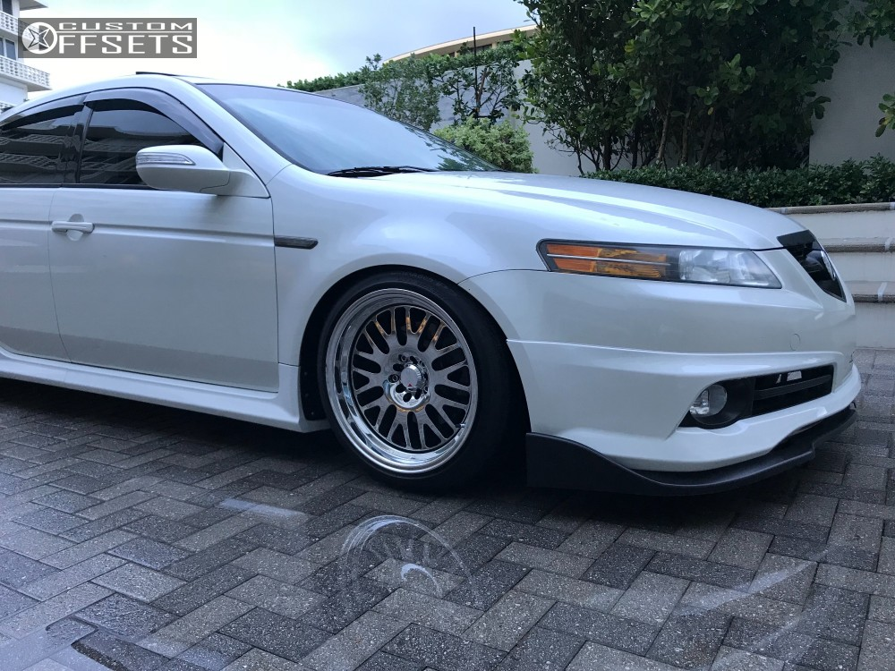 2004 acura tl xxr 531 function and form coilovers