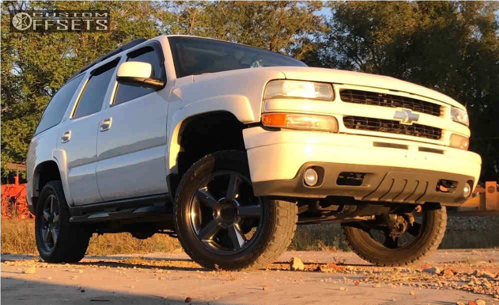 1 2004 Tahoe Chevrolet Rough Country Leveling Kit Oe Performance 131 Custom