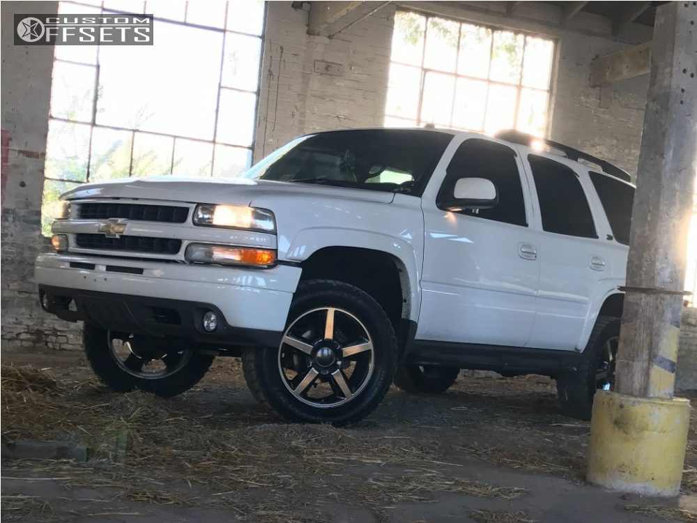 12 2004 Tahoe Chevrolet Rough Country Leveling Kit Oe Performance 131 Custom