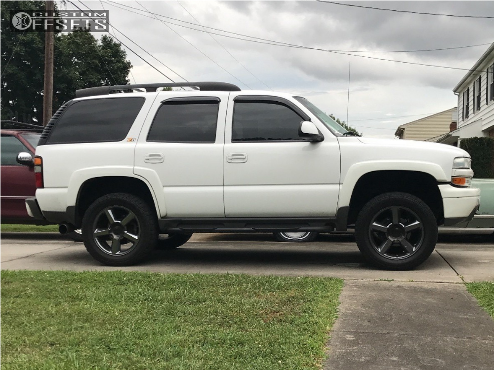 2004 Chevrolet Tahoe Oe Performance 131 Rough Country ...