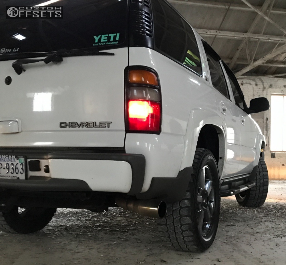 4 2004 Tahoe Chevrolet Rough Country Leveling Kit Oe Performance 131 Custom