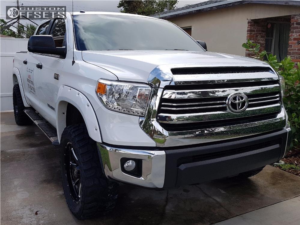 2017 Toyota Tundra Hostile Alpha Readylift Leveling Kit