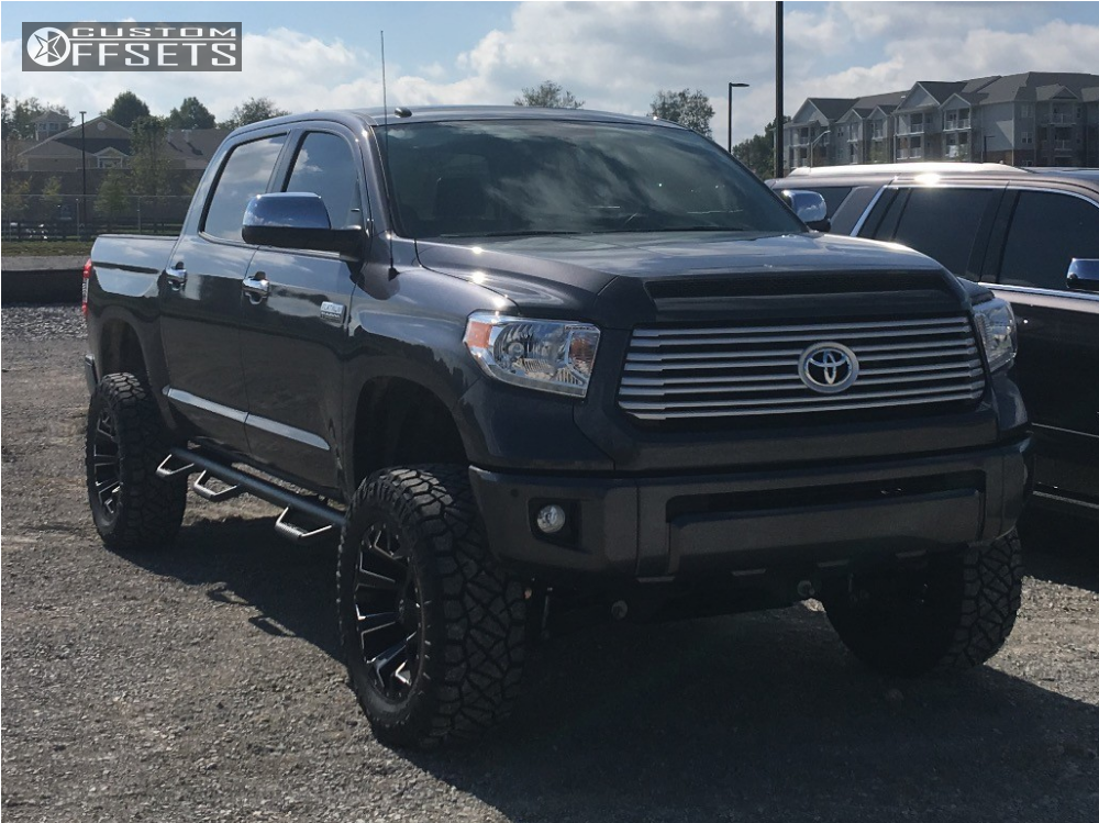 2017 Toyota Tundra Fuel Assault Bds Suspension Suspension ...