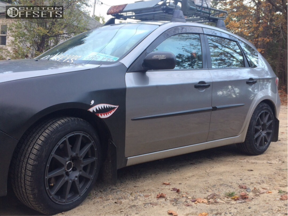 2011 Subaru Impreza Method Mr501 Stock Stock